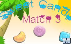 Sweet Candy Match 3