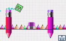 Geometry Jump Sketchy