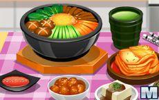 Cooking Korean Lesson