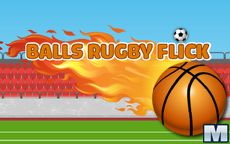Balls Rugby Flick