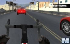 Highway Bicycle Simulation