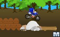 Sonic Motorcycle Adventure