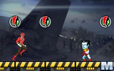 Power Ranger Escape From Zombies