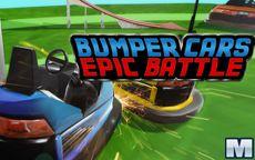 Light Bumping Cars Extreme Stunts: Bumper Car