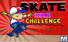 Skate Rush Challenge