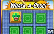 Whack A Crok