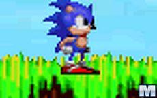 Sonic The Hedgehog Angel Island