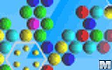 Hexagon Puzzle Bubble