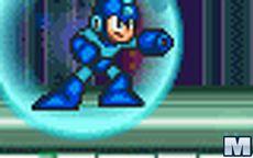 Megaman Polarity Reconstruction