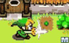 Legend Of Zelda The Seeds Of Darkness