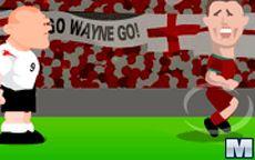 Fútbol | Rooney Furioso