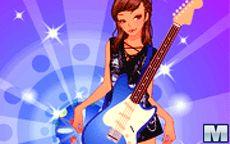 Vestir a la chica rockera