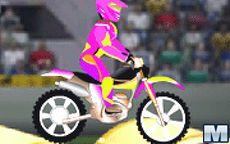Locura por las motos de trial