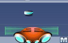 Galáctico juego de tenis