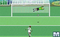 Fiebre del fútbol - Penaltis
