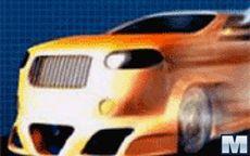 Hot Wheels - Turbo Tester