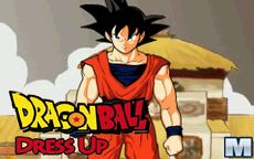 Vestidos dragon ball