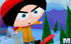 Snowboard Slope
