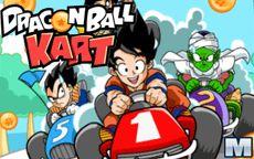 Dragon Ball 2D kart plataformas