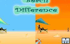 Una playa diferente