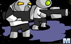Alien Invasion 3020