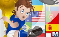Fútbol Puzzle, el mundial