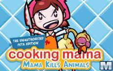 Cocina con tu lunática mama