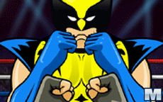 Wolverine Punch Out!