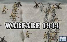Juego Warfare 1944 - Ejercito Alemán o Americano