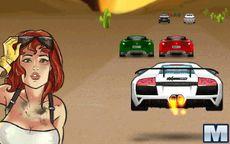 Carreras de coches extremas