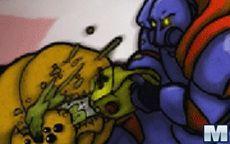 Xenospace - Warzone